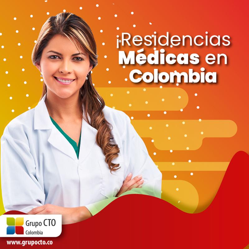 Residencias Médicas en Colombia