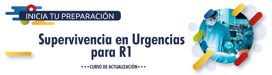 Supervivencia en Urgencias para R1